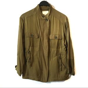 H&M Tencel Utility Jacket